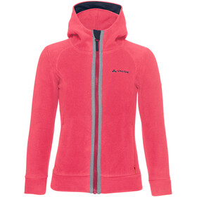 VAUDE Cheeky Sparrow Jacket Jenter bright pink